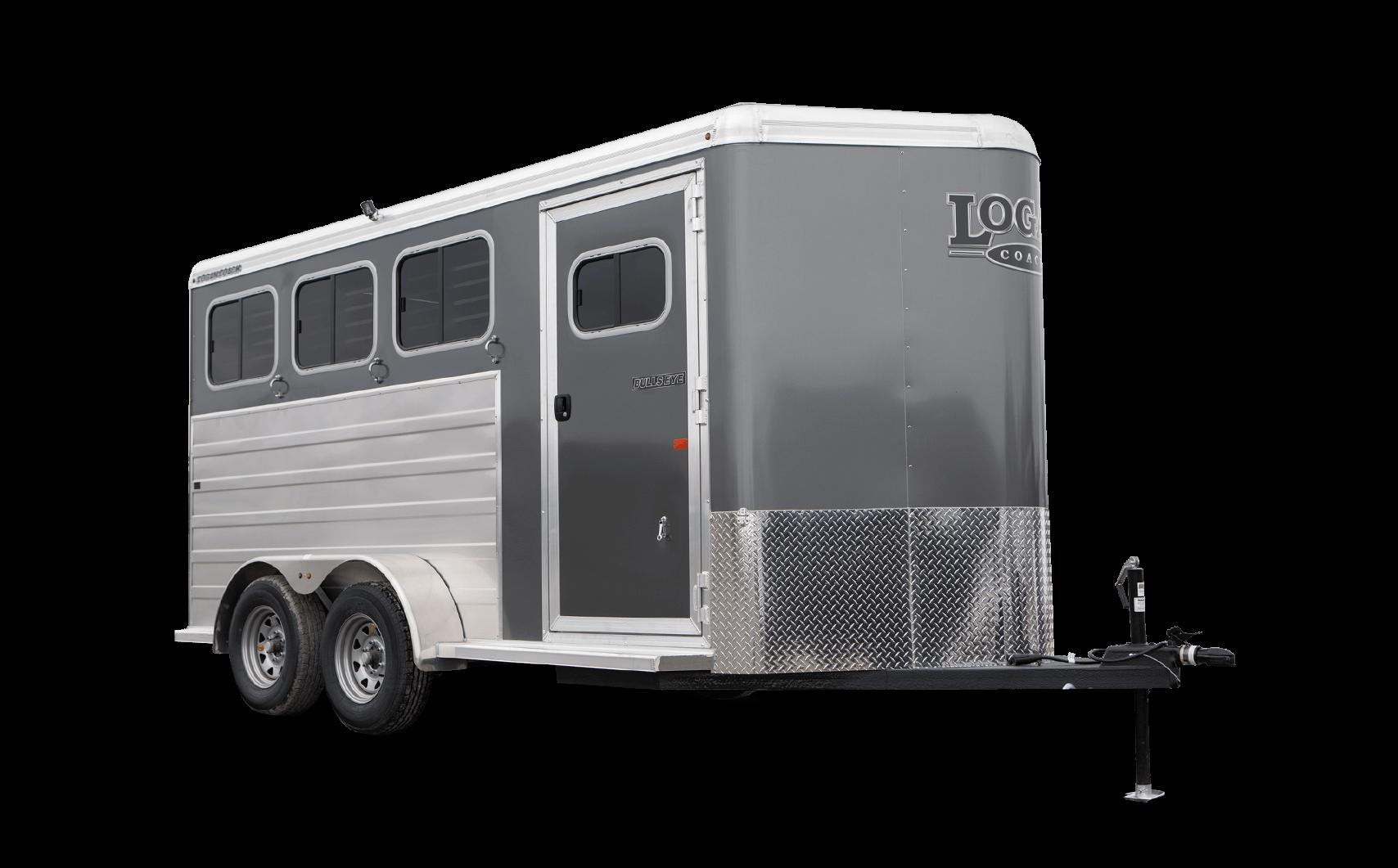 Slant Load Horse Trailers Logan Coach