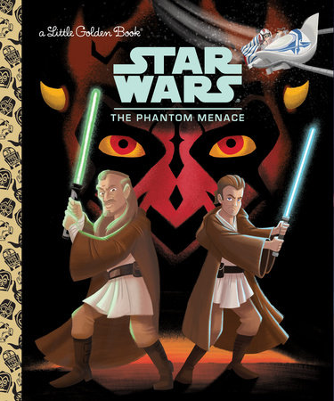 The Phantom Menace (Golden Book)
