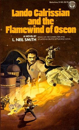Lando Calrissian and the Flamewind of Oseon