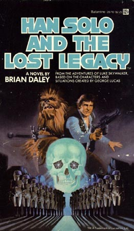 Han Solo and the Lost Legacy