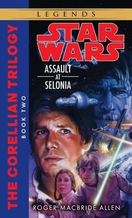 Assault at Selonia