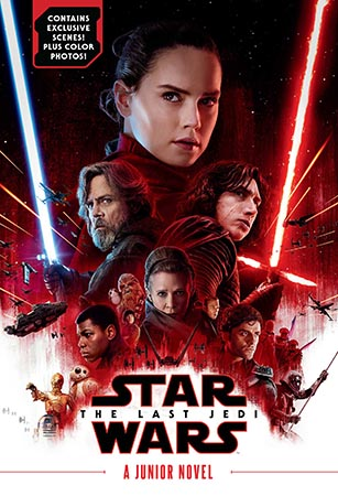 Star Wars: The Last Jedi (YA)