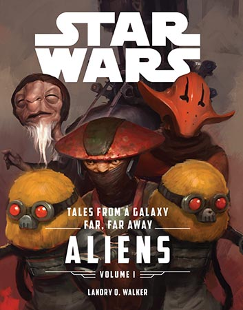 Tales from a Galaxy Far, Far Away: Aliens