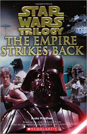 Star Wars Episode V: The Empire Strikes Back (YA)