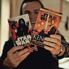 Youtini's Dark Disciple and Kenobi image.