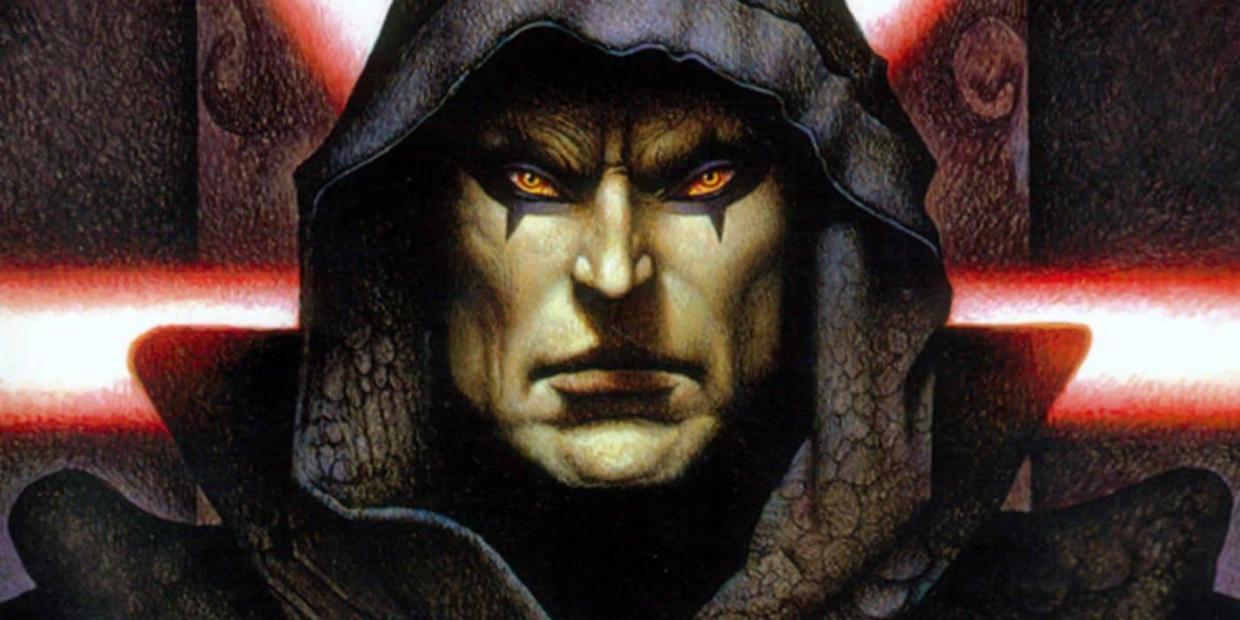 Star Wars' Darth Bane from Path of Destruction novel