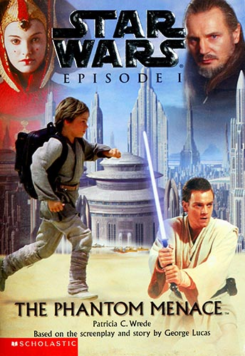 Star Wars Episode I: The Phantom Menace (YA)