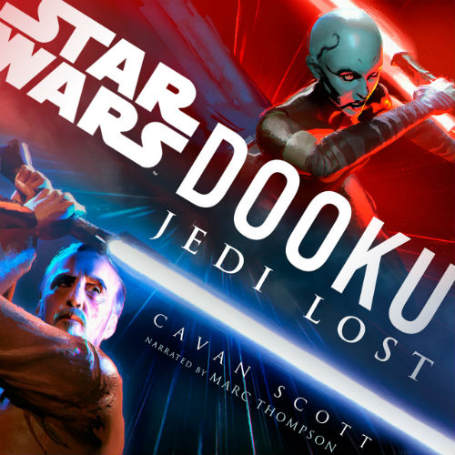 Dooku: Jedi Lost cover art