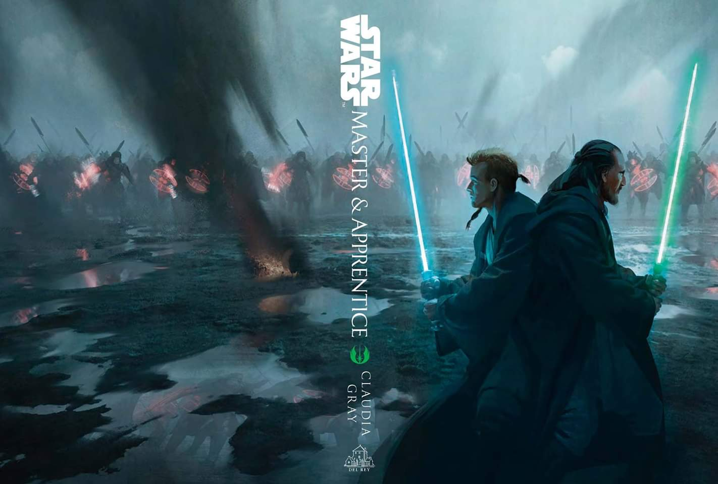 Master & Apprentice SWCC Exclusive Cover