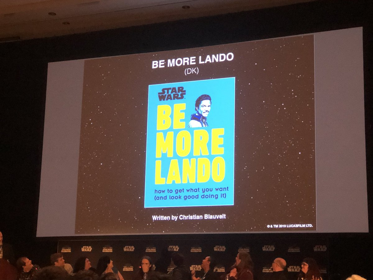 Be More Lando cover art