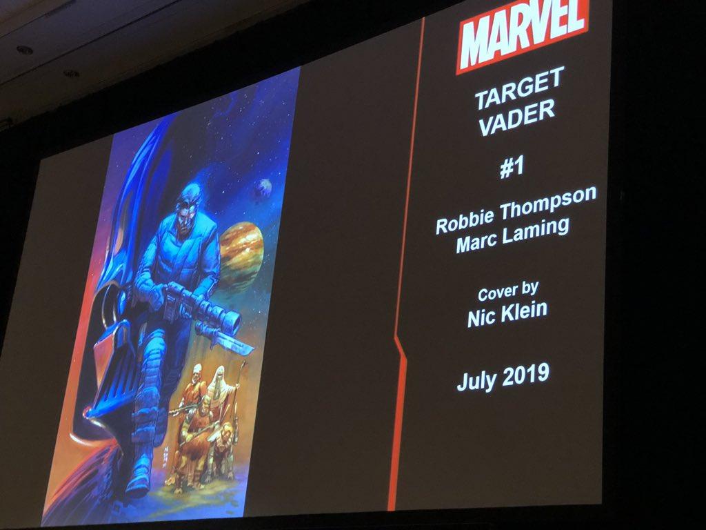Target Vader #1 cover