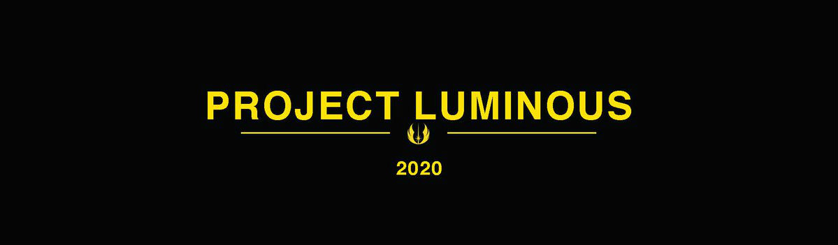 Project Luminous banner