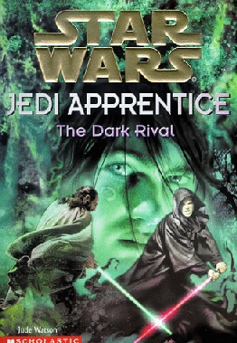 Jedi Apprentice: The Dark Rival cover