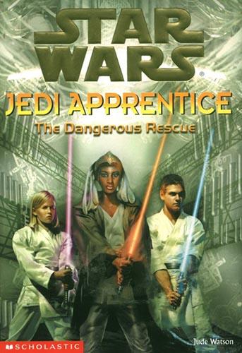 Jedi Apprentice 13: The Dangerous Rescue