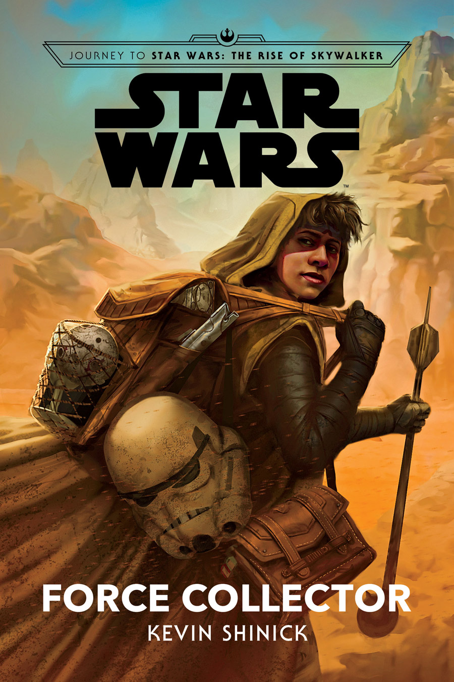 Journey to Star Wars: The Rise of Skywalker: Force Collector by Kevin Shinick cover