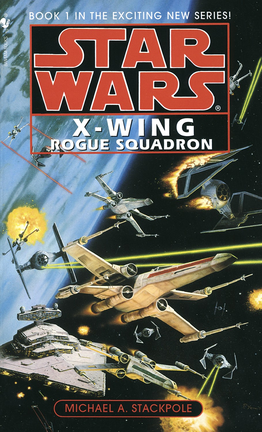 X-Wing: Rogue Squadron cover