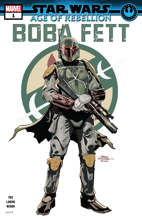 Age Of Rebellion: Boba Fett #1