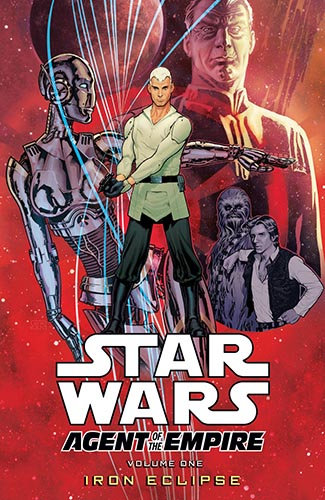 Agent of the Empire Volume 1