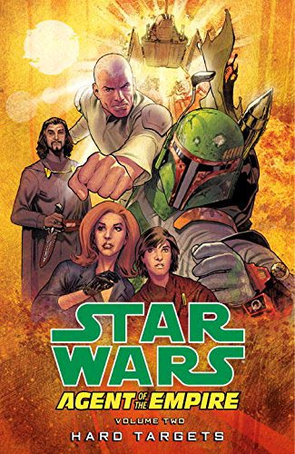 Agent of the Empire Volume 2