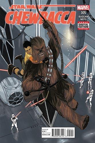 Chewbacca, Part V