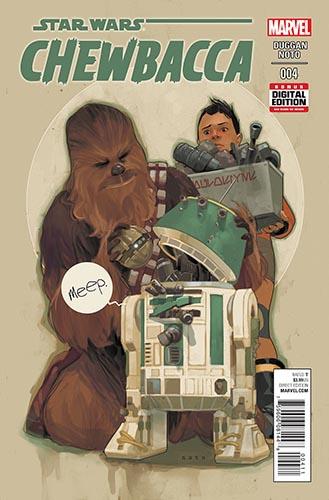 Chewbacca, Part IV