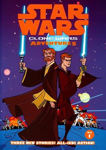 Clone Wars Adventures Volume 1
