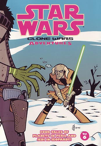 Clone Wars Adventures Volume 6