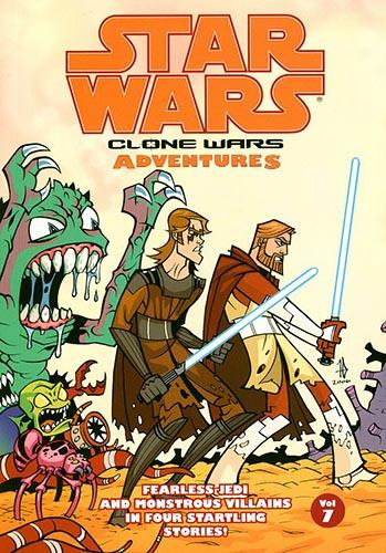 Clone Wars Adventures Volume 7