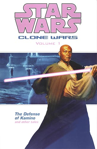 Clone Wars Volume 1: The Defense of Kamino