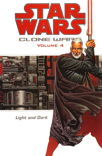 Clone Wars Volume 4: Light and Dark (2004)