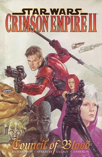 Crimson Empire II: Council of Blood
