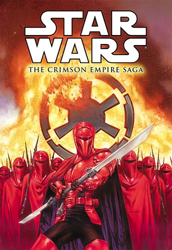 Crimson Empire Saga