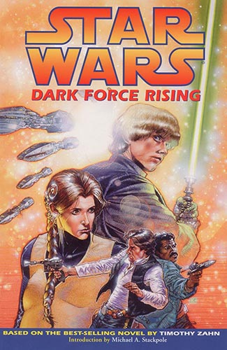 Dark Force Rising (Graphic Novel)