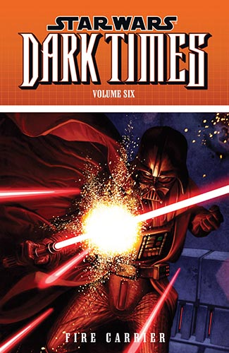 Dark Times Volume 6: A Spark Remains