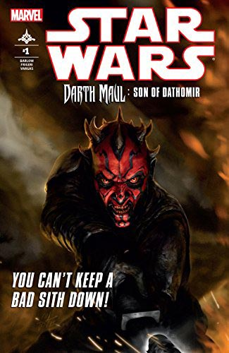 Darth Maul—Son of Dathomir, Part 1