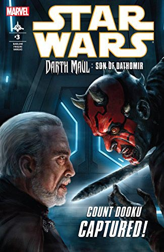 Darth Maul—Son of Dathomir, Part 3