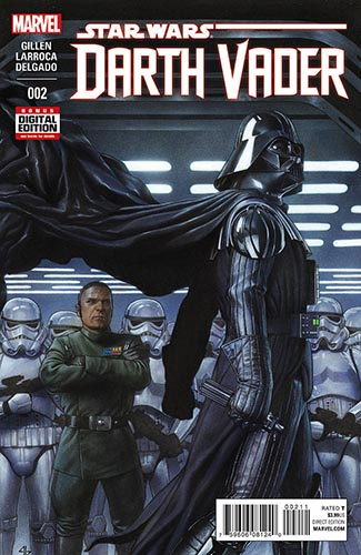 Darth Vader 02: Vader, Part II