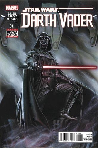 Darth Vader 01: Vader