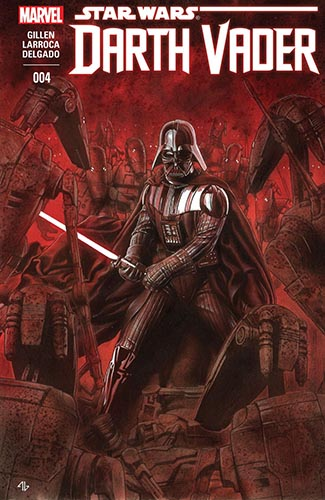 Darth Vader 04: Vader, Part IV