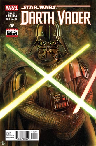 Darth Vader 05: Vader, Part V