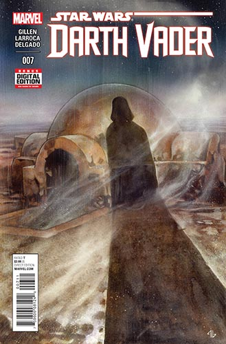 Darth Vader 07: Shadows and Secrets, Part I