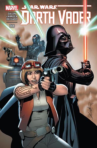 Darth Vader 08: Shadows and Secrets, Part II