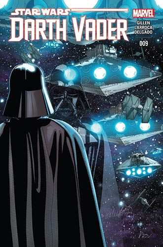 Darth Vader 9: Shadows and Secrets, Part III