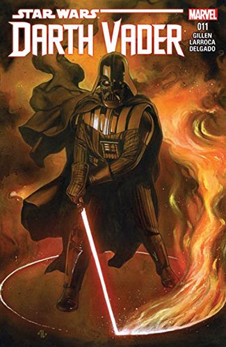 Darth Vader 11: Shadows and Secrets, Part V