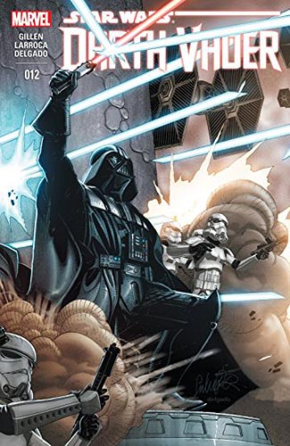 Darth Vader 12: Shadows and Secrets, Part VI