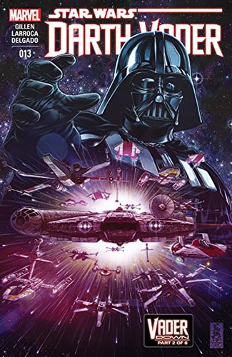 Darth Vader 13: Vader Down, Part II