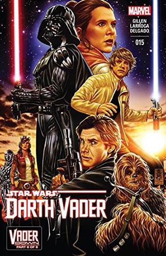 Darth Vader 15: Vader Down, Part VI