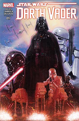 Darth Vader 17: The Shu-Torun War, Part II