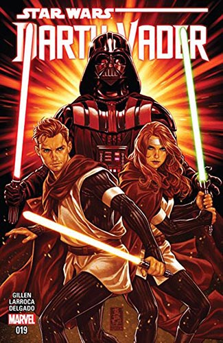 Darth Vader (2015) #19: The Shu-Torun War, Part IV