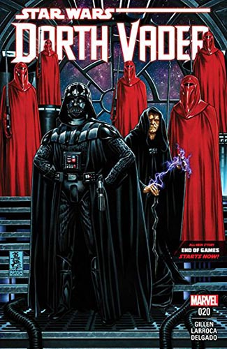 Darth Vader 20: End of Games, Part I